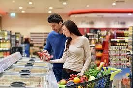 Výdavky domácností na potraviny
