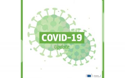 EÚ tím proti COVID-19