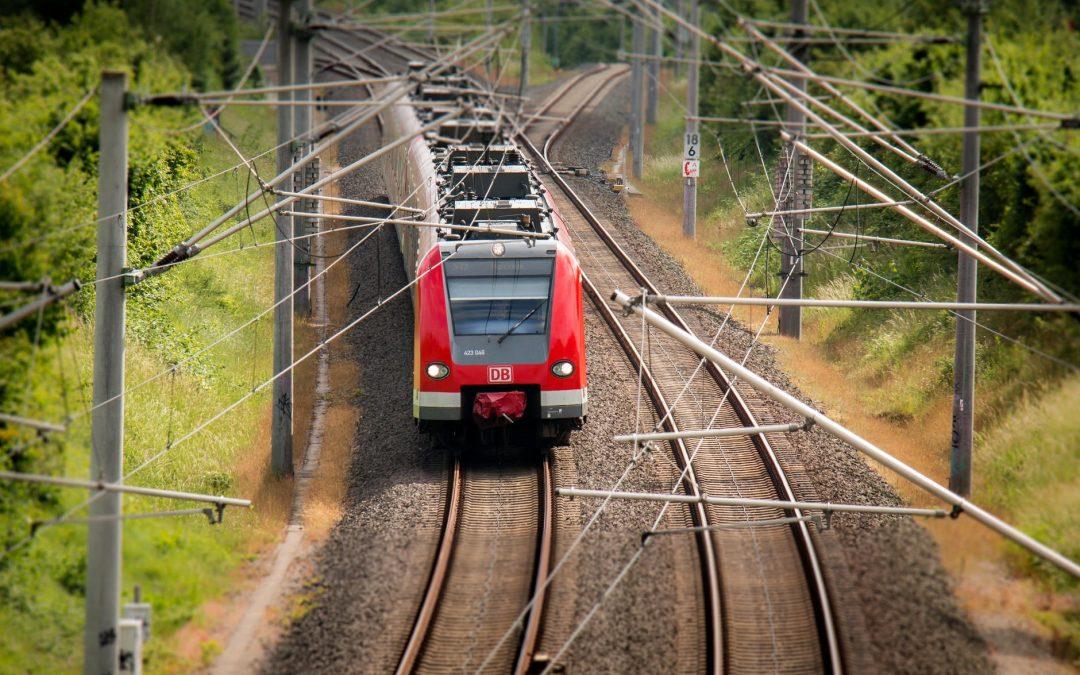 Európsky rok železníc 2021