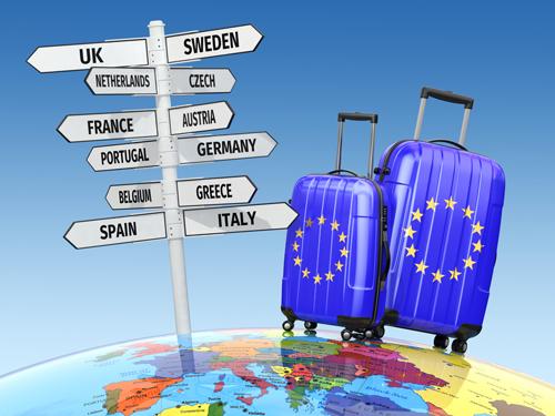 Volebné práva migrujúcich občanov EÚ