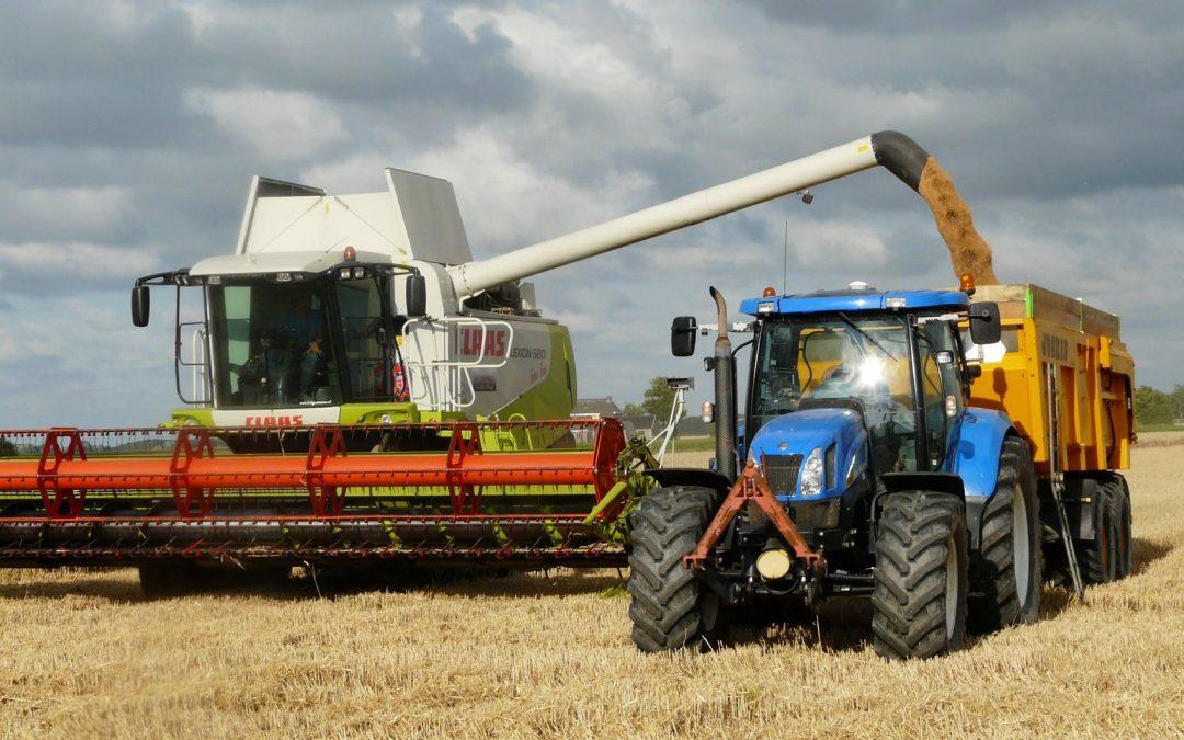 Normy pre poľnohospodárske výrobky